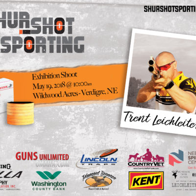 Hunting Event Flyerdf