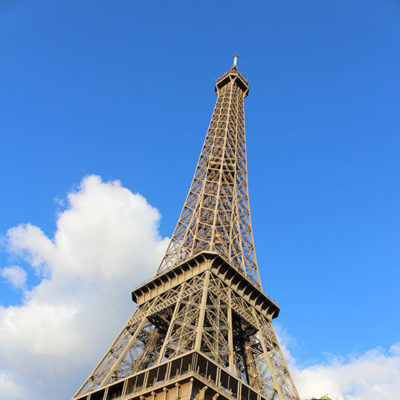 Eiffel Tower - After