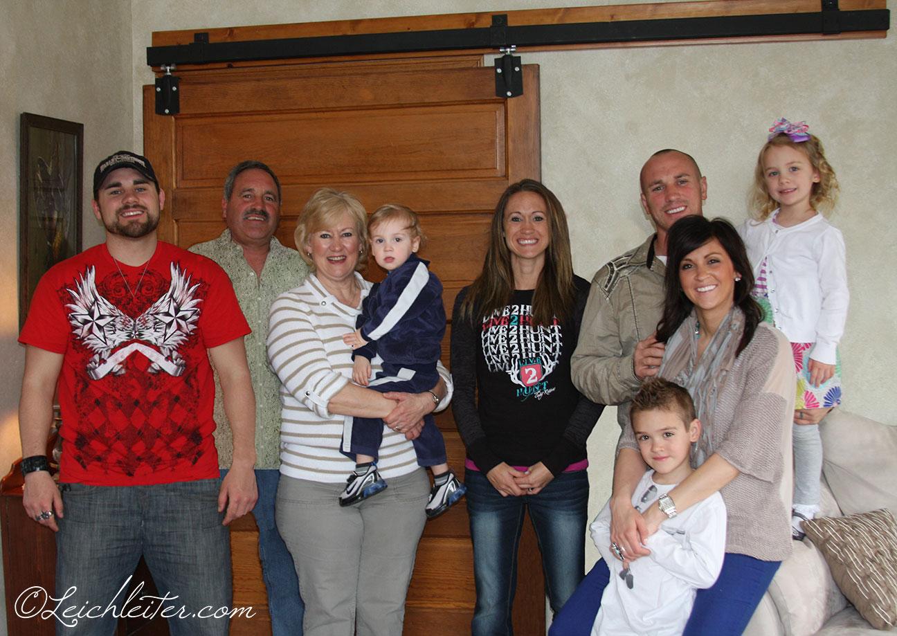 Family Portrait - After