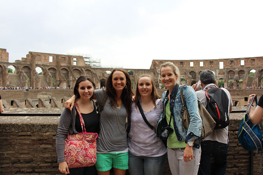 Colosseum - Before