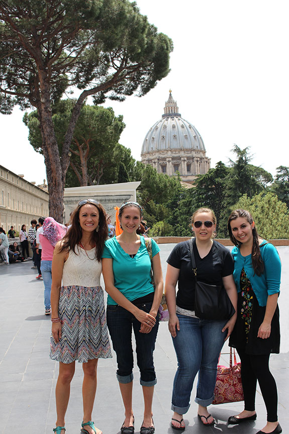 Vatican - After