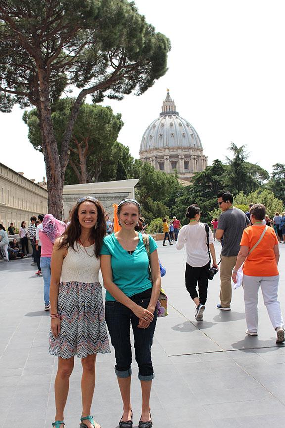 Vatican - Before