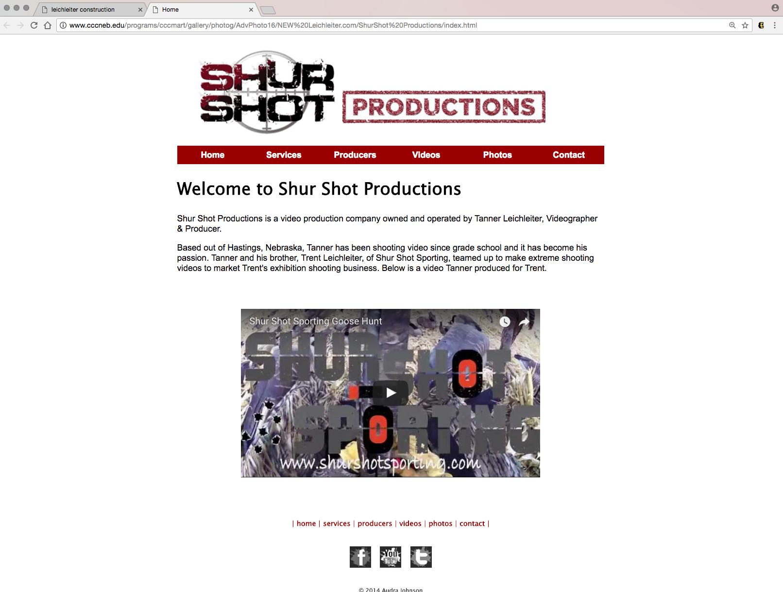 Shur Shot Productions